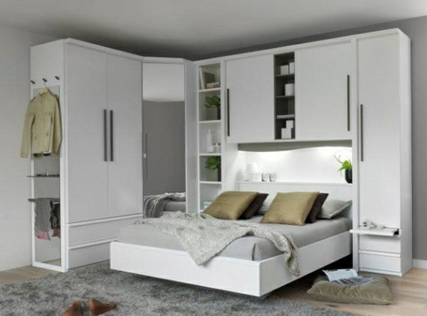 armoire avec lit incorpor tout savoir sur la maison omote. Black Bedroom Furniture Sets. Home Design Ideas